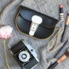 Brit-Stitch Mini Milkman Clutch Bag