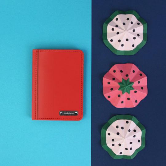 Brit-Stitch Passport Cover