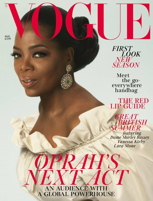 As Seen In … Vogue Aug 18