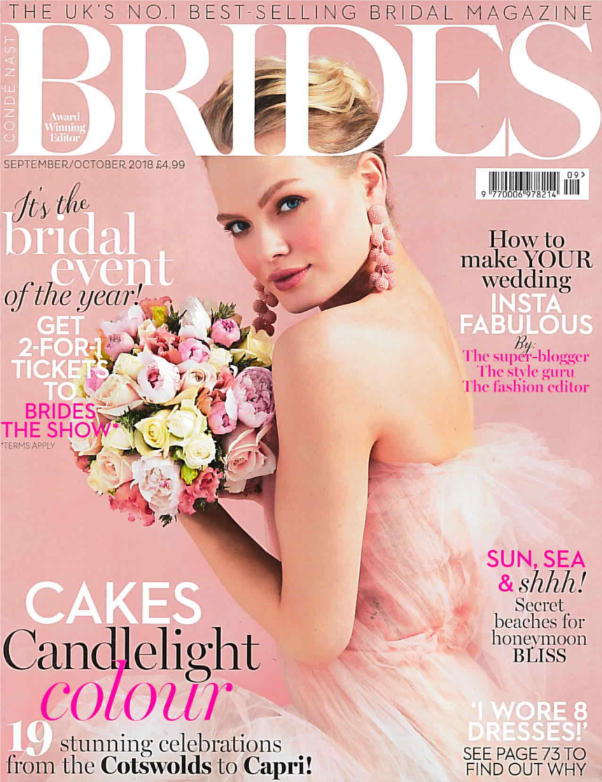 As Seen In … Brides Sept 18