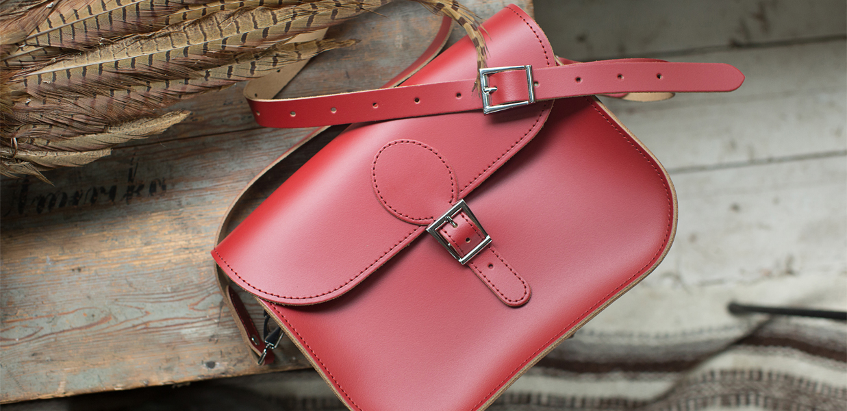 Brit-Stitch Leather handmade bags